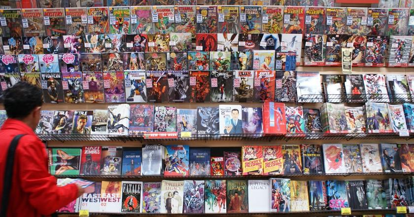 Comic Books / © Pixabay