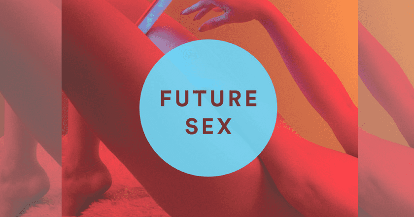 Cover of 'Future Sex', by Emily Witt   Courtesy of Farrar, Straus & Giroux