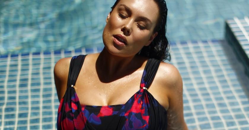 Courtesy of Curvy by Capriosca Swimwear