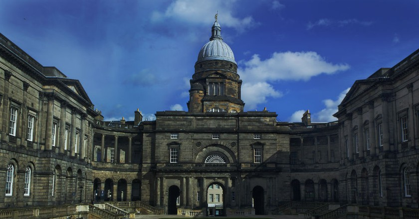 University Of Edinburgh   © dun_deagh/Flickr