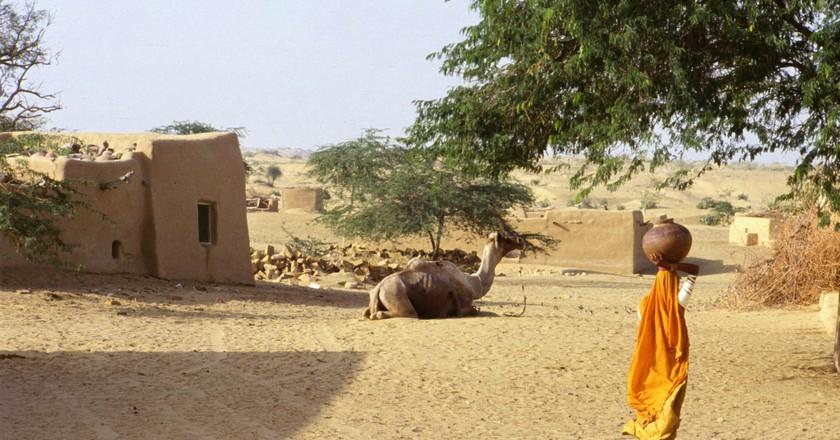 Village in Rajasthan|Hamon JP/WikiCommons