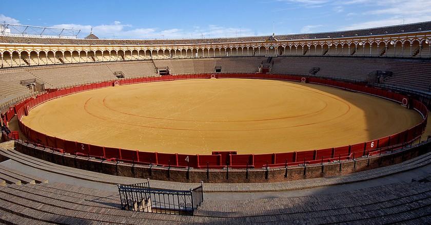 Plaza de Toros, Seville   ©LukaszLukomski