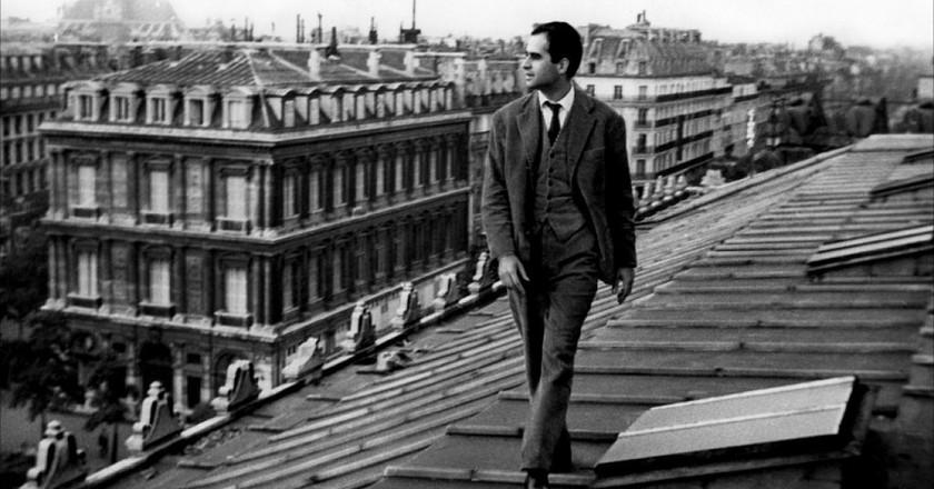 Scene from Paris nous appartient │© Breve Storia del Cinema