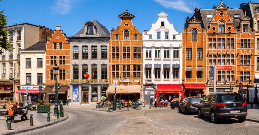 Brussels | © Anton_Ivanov / Shutterstock.com