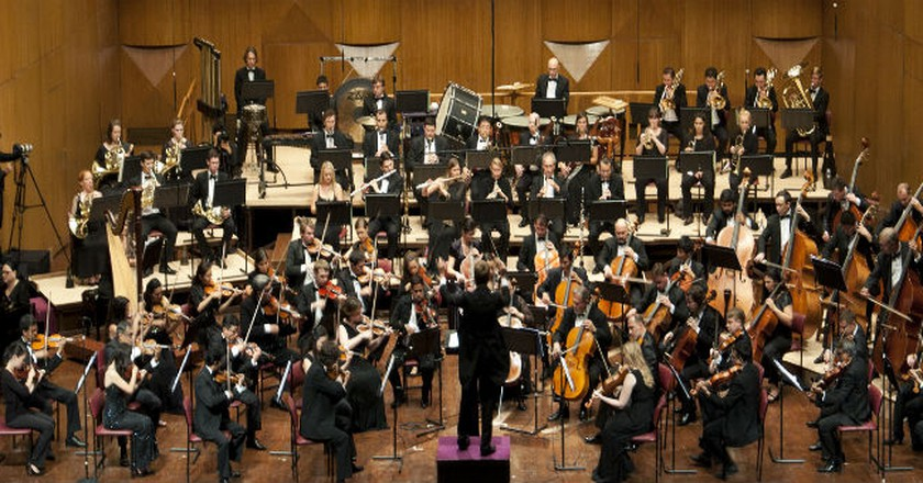 Symphony Orchestra Of India | © National Center for the Performing Arts, Mumbai