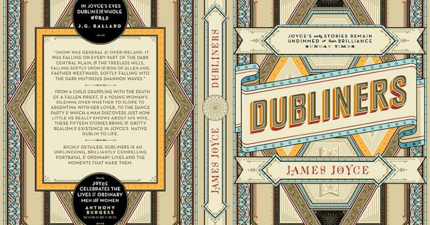 Dubliners by James Joyce   Courtesy of Penguin Books