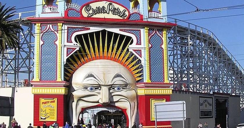 Luna Park   © Donaldytong/WikiCommons