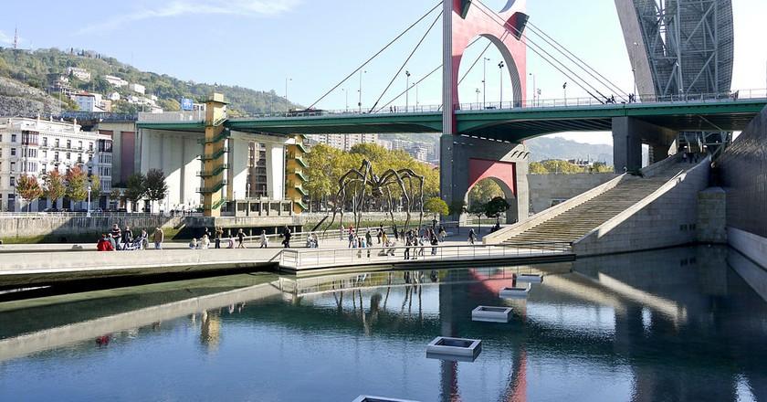 Guggenheim Museum in Bilbao | © Xauxa (Håkan Svensson)/WikiCommons