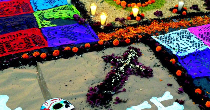 Día de Muertos in Mexico City│© Marysol*/Flickr