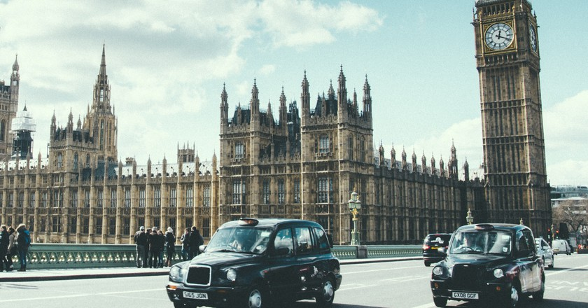 Big Ben   © Gonzalo Díaz Fornaro/Flickr