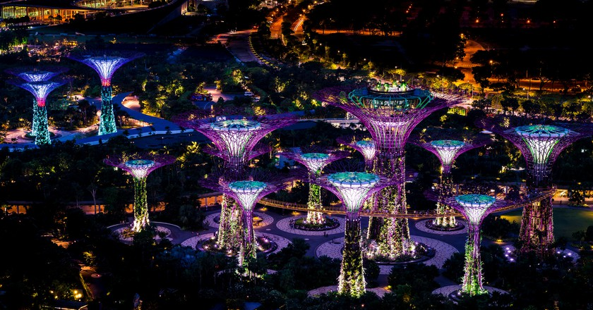 The Top 10 Things to Do in Singapore at Night