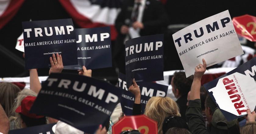 Trump Rally | © Gage Skidmore/Flickr