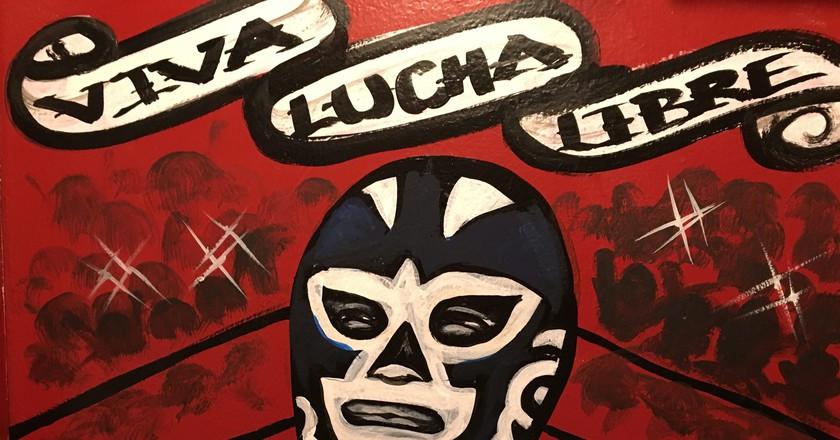 Viva Lucha Libre │ © Alan Levine/Flickr