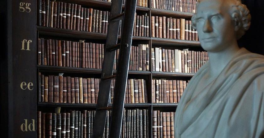 The Old Library, Trinity College Dublin | © Randi Hausken/Flickr