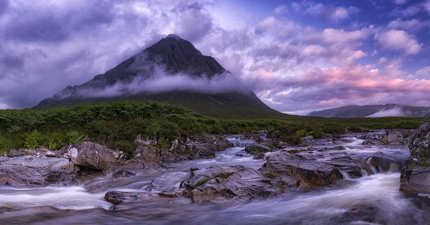 Buachaille Etive Mòr   © john mcsporran/Flickr