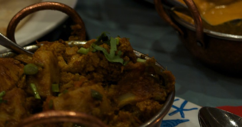Indian Food | © Lindsay Holmwood/Flickr