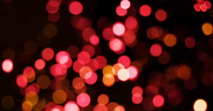 Holiday lights © Tim Parkinson/Flickr