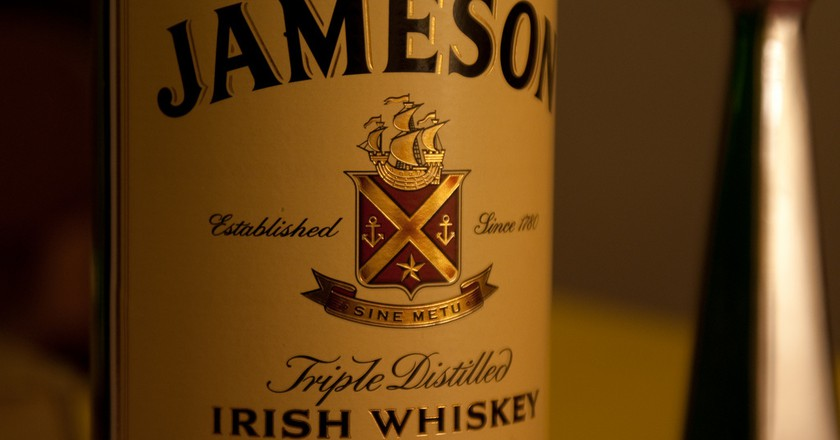 Jameson Irish Whiskey | © Daniel King/Flickr