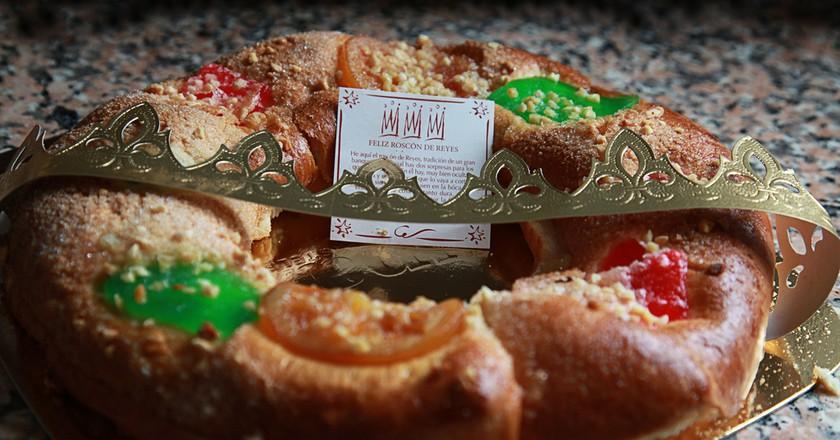 The Roscon de Reyes | © Keith Williamson / Flickr