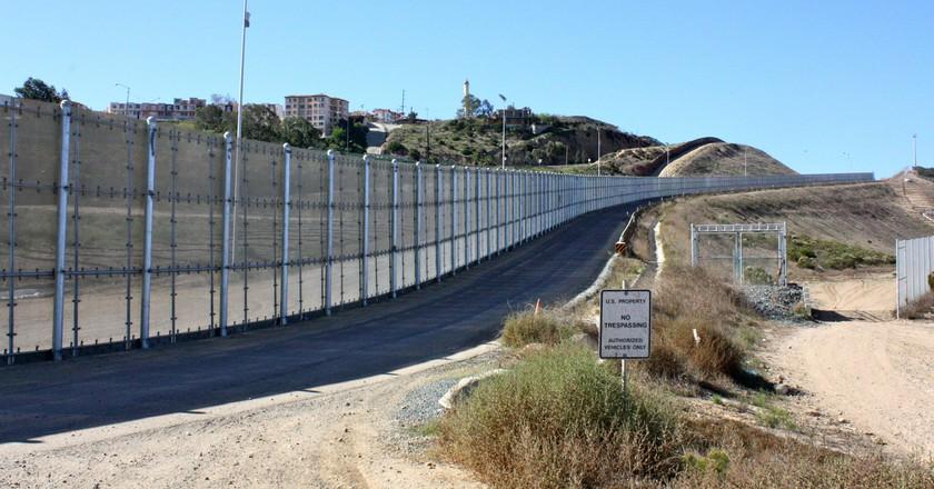 US-Mexico Border | © Bruno Sanchez-Andrade Nuño/Flickr