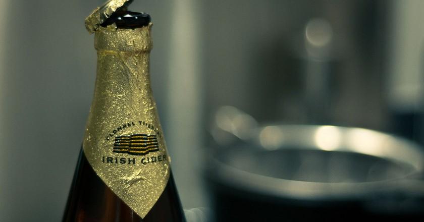 Bulmers cider bottle | © Andy Rennie/Flickr