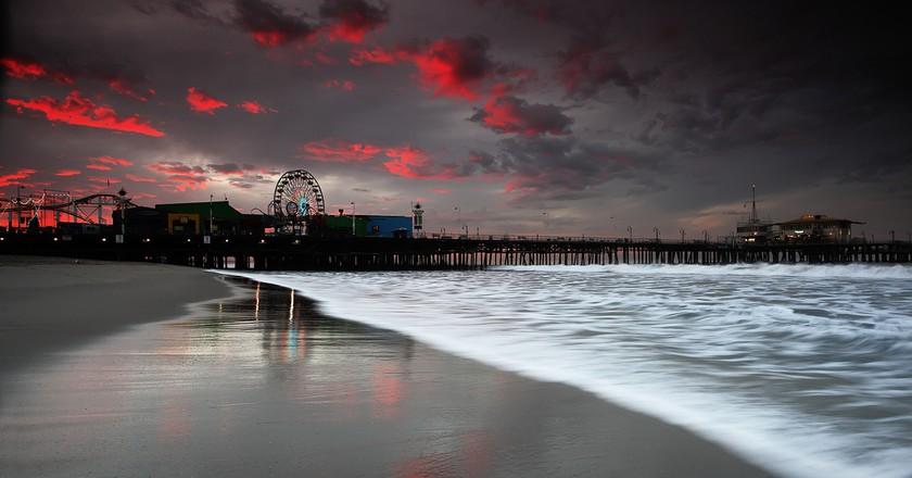 Santa Monica © Pacheco/Wikipedia