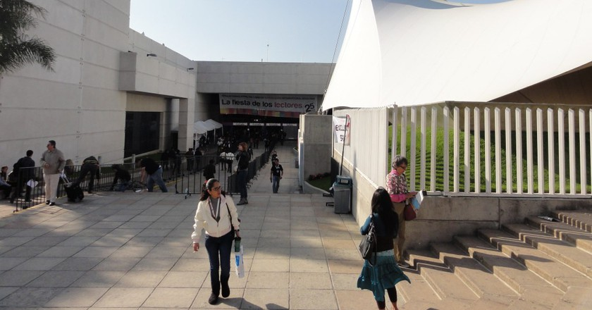 Entrance to Expo Guadalajara   © vladimix/Flickr