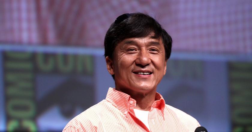 Honorary Oscar winner Jackie Chan | Gage Skidmore/Flickr