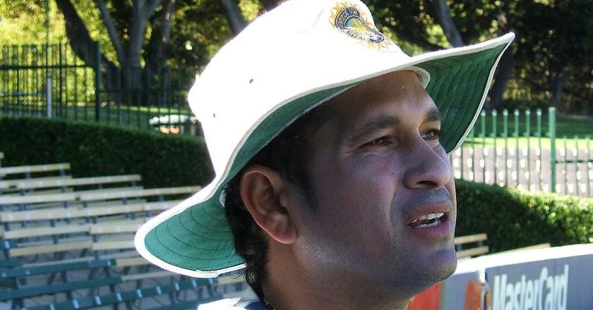 Sachin Tendulkar|Blnguyen/WikiCommons