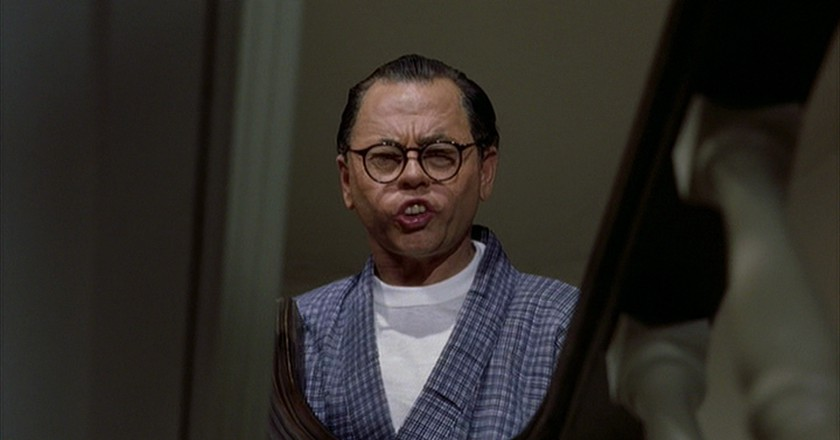 Mickey Rooney In 'Breakfast At Tiffany's' | © Paramount Pictures