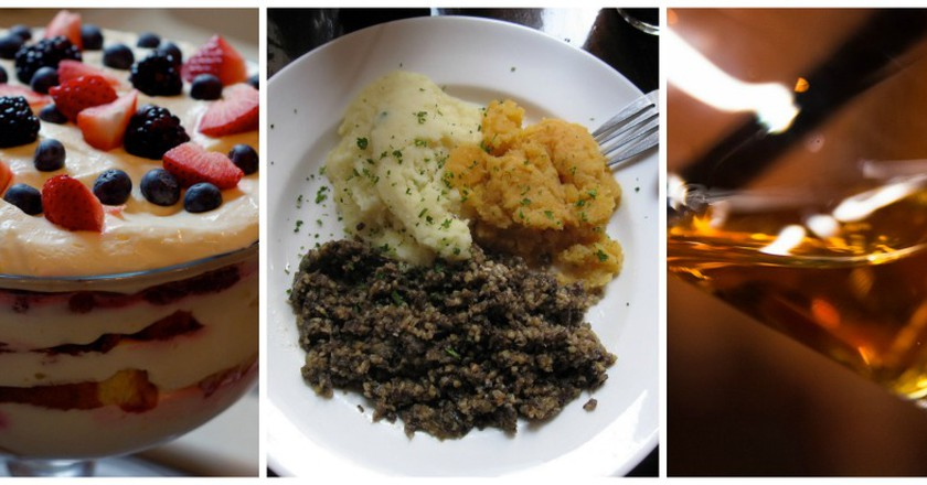 A Guide To Scotland's Annual Burns Supper