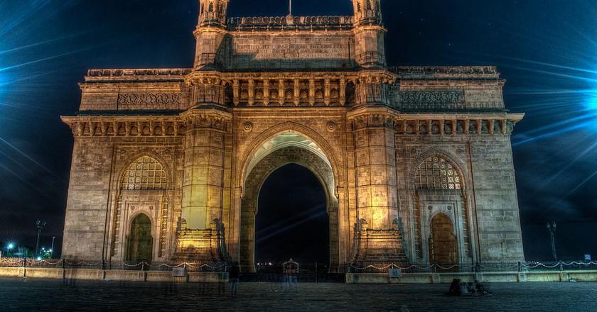 Gateway of India| © Vijay Sharma/WikiCommons