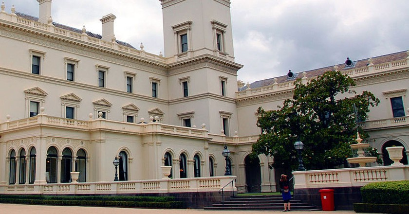 Government House, Melbourne   ©Christ Phutully/WikiCommons