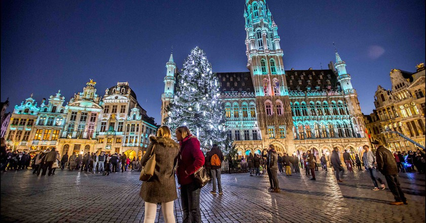 Grand-Place   © Eric Danhier / visitbrussels.be