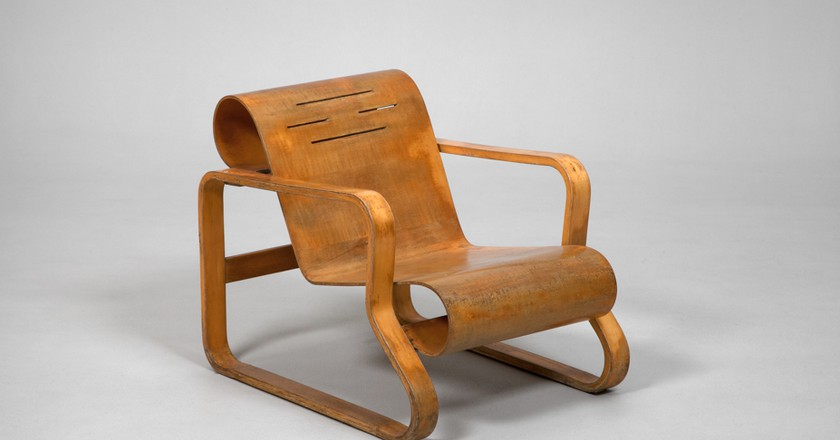 Paimio chair © Jacksons SE