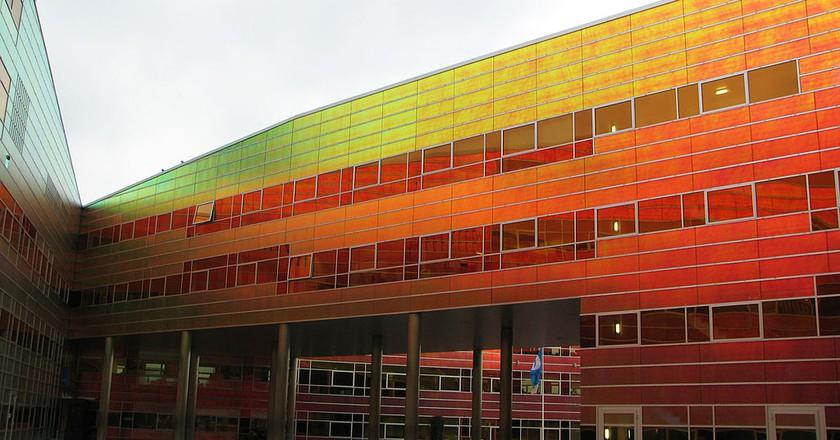 La Defense Building by UNStudio in Almere   © laurenatclemson/Wiki Commons