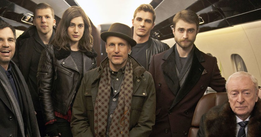 Now You See Me 2 cast   © EOne