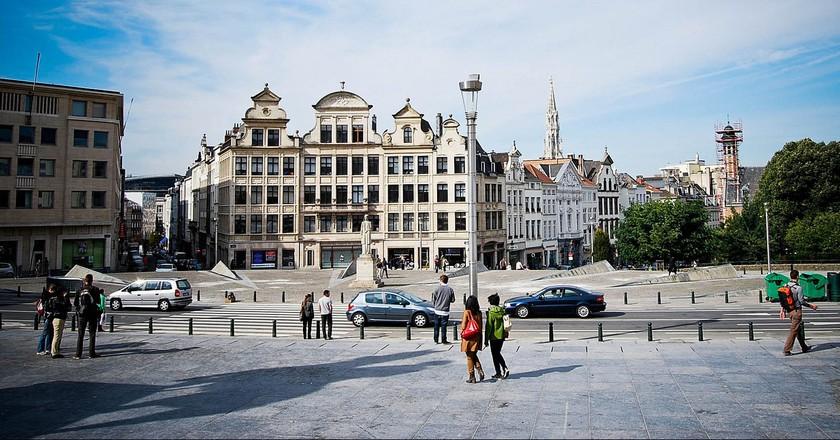 Mont des Arts, Brussels | © Maria Firsova/Flickr