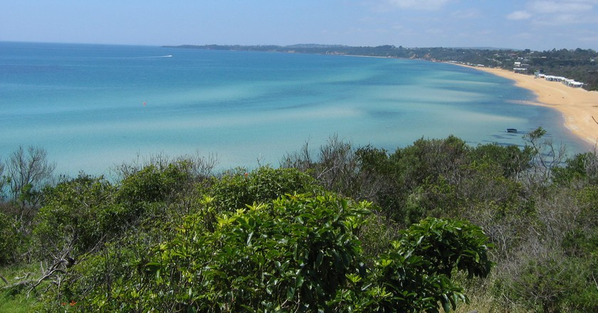 Mount Martha beach | © orderinchaos/WikiCommons
