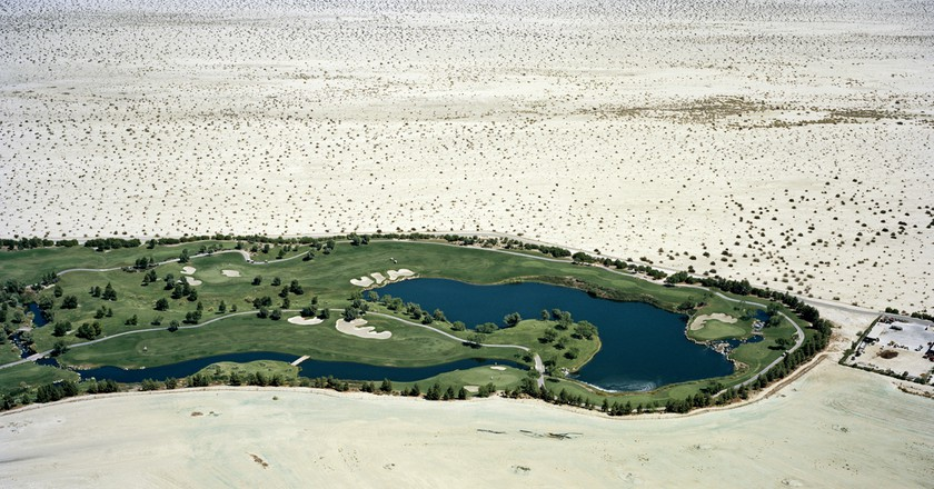Mustafah Abdulaziz, Classic Club Golf Course, Palm Desert, California, USA, 2015