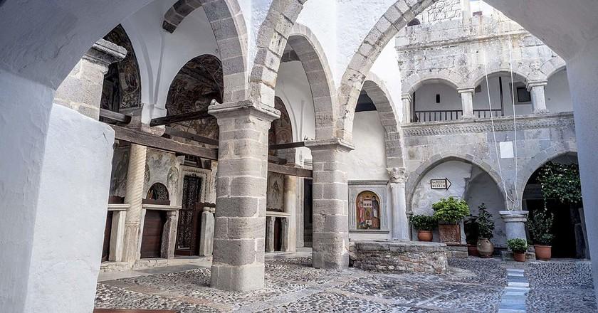 Patmos Monastery | © Thanasis Christodoulou / WikiCommons