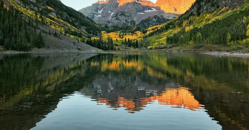 One of Colorado's many landscapes.   Courtesy Kevin Lu.
