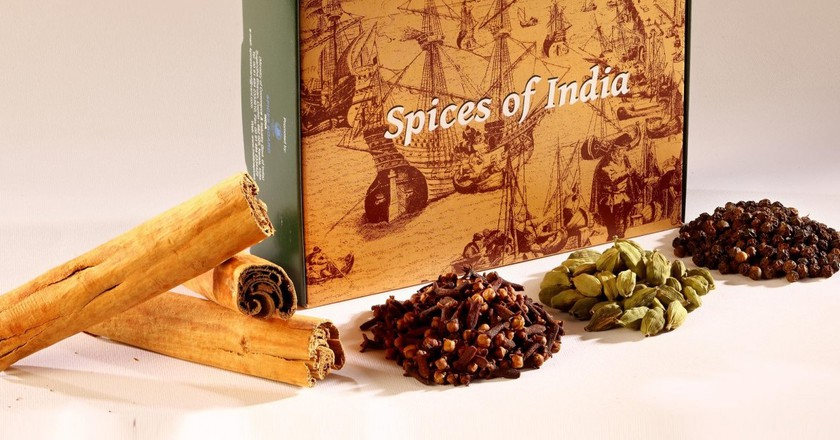 Spices Of India| Place of Origin