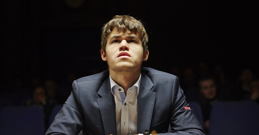 'Magnus' tells the story about Magnus Carlsen's rise to be the highest-ranked chess player of all time | © Magnus