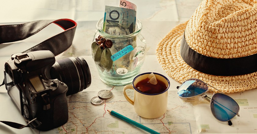 Travel planning ©  Yulia von Eisenstein/Shutterstock