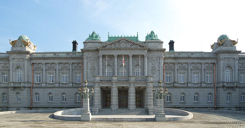 Akasaka Palace / State Guest House | © Yasu/WikiCommons