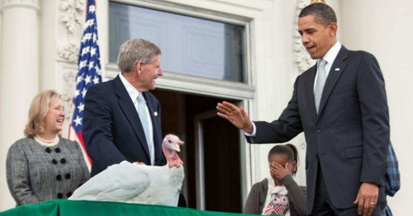 © Lawrence Jackson - Official Whitehouse Photographer/WikiCommons