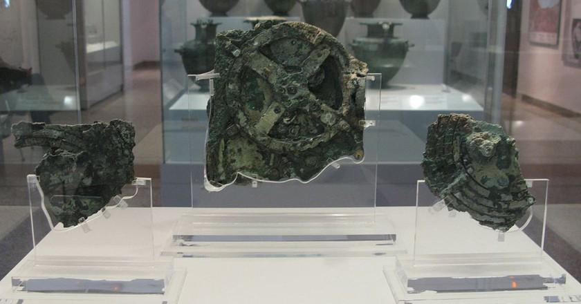 The Antikythera Mechanism | © Tilemahos Efthimiadis/WikiCommons