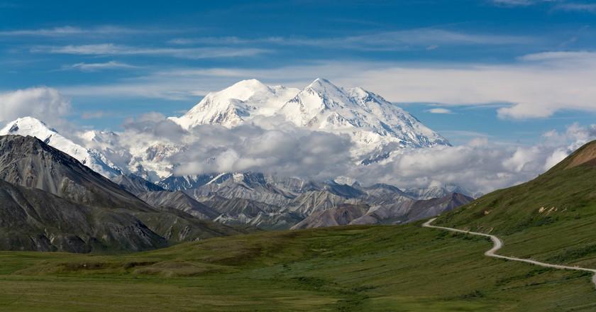 Denali / Mount McKinley, Denali National Park | © Christoph Strässler/Flickr
