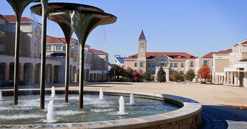 Texas Christian University © mckinney75402/Flickr